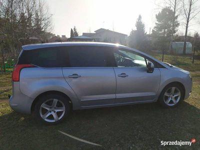 używany Peugeot 5008 2.0 diesel 2010r