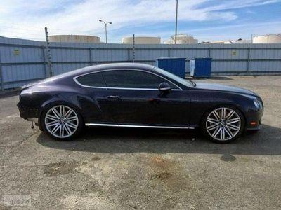 używany Bentley Continental Continental II [GT]V12 GT Speed 6.0 benz. 567KM W12 8-autom. AWD 20