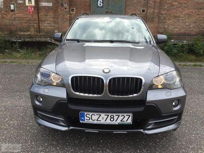 używany BMW X5 II (E70) Xdrive 35D serwis ASO bezwypadkowy 286KM