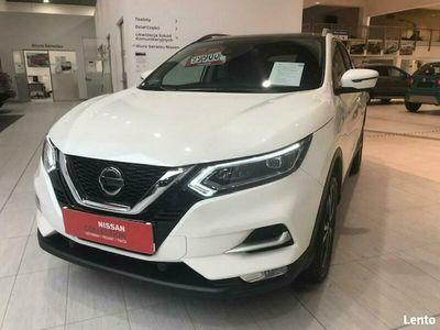używany Nissan Qashqai II N-Connecta Pakiet stylizacyjny + pakiet zimowy