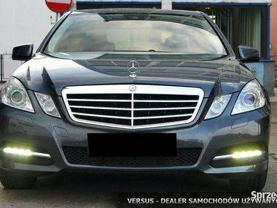 używany Mercedes E200 1.8dm 184KM 2010r. 126 000km