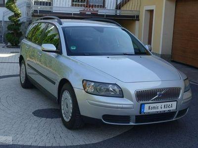 używany Volvo V50 1.8dm 125KM 2005r. 208 000km