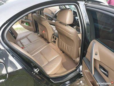 używany BMW 525 e60 D 2005r 249tys CZARNY
