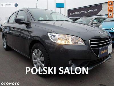 używany Peugeot 301 1.6dm3 92KM 2014r. 110 074km ASO.PL, gwarancja