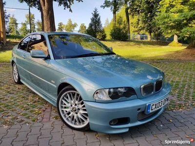 używany BMW 330 E46 ci M SPORT AUTOMAT ANGLIK Z V5C