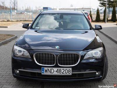 używany BMW 730 d prywatnie - sprzedam lub zamienię