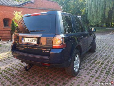 używany Land Rover Freelander 2 141tys km!