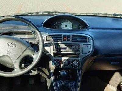 używany Hyundai Matrix 1.5cdti 2001 rok