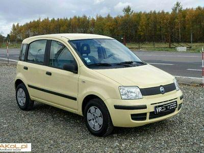 używany Fiat Panda II 1.1 54KM KLIMATYZACJA NISIKI PRZEBIEG BEZ KOROZJI