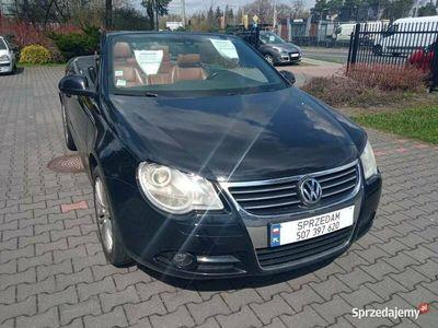 używany VW Eos 2008 rok cabrio