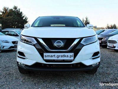 używany Nissan Qashqai II AUTOMAT / Serwis / Full Led / Navi / Kamera / Alu /, Rydułtowy
