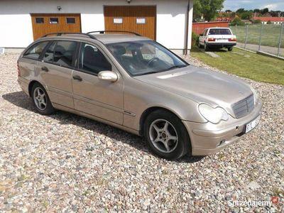 używany Mercedes C180 Kompresor 2003 rok