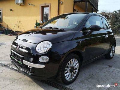 używany Fiat 500C 2015r, 1.2 Benzyna 69KM