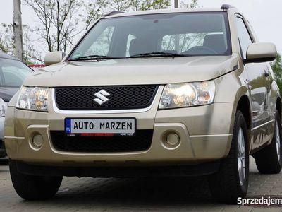 używany Suzuki Grand Vitara II 1.6 Benzyna 106 KM, 4x4, Mały przebieg, GWARANCJA!