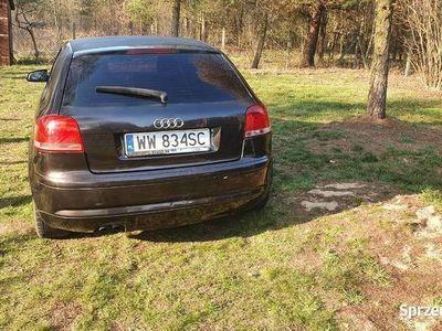 używany Audi A3 8P 2.0TDI