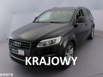 używany Audi Q7 3dm 233KM 2007r. 249 471km