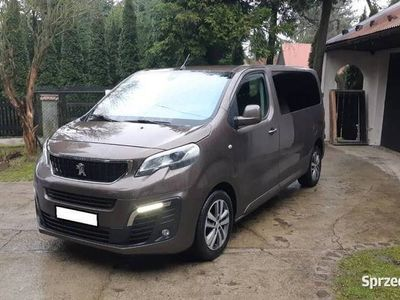 "używany Peugeot Traveller DANGEL 4x4 2.0HDi 150PS ""JEDYNY 4x4 W PL"""