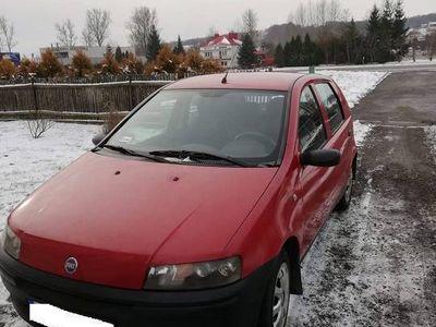 używany Fiat Punto 1,2 B/GAZ