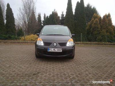 używany Renault Modus 1..2 16V KLIMA ELEKTRYKA SZKLANY DACH REJST256