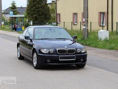 gebraucht BMW 320 SERIA 3 IV (E46) COUPE 201 TYS KM, XENON, ALU, SKÓRA,AUTOMA