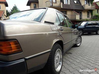używany Mercedes 190 2.5 d . 2 właściciel od nowosci Wrocław