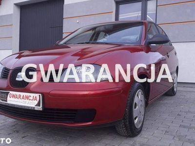 brugt Seat Ibiza 1.2dm3 65KM 2003r. 147 000km Krajowy ładny ZAMIANA