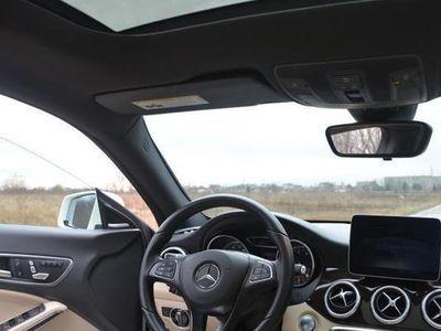 używany Mercedes CLA250 2dm 211KM 2016r. 32 000km