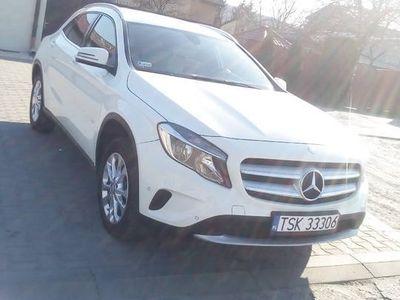 używany Mercedes GLA250 4matic