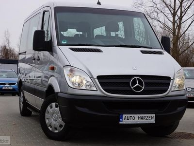 używany Mercedes Sprinter 906 2.2 CDI 109 KM, 9-osobowy, Mały przebieg, FV 23%!