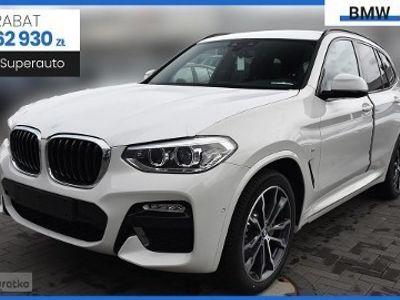 używany BMW X3 G01 M Sport 2.0 xDrive30i (252KM) M-SPORT | ConnectedDrive Plus + Live C