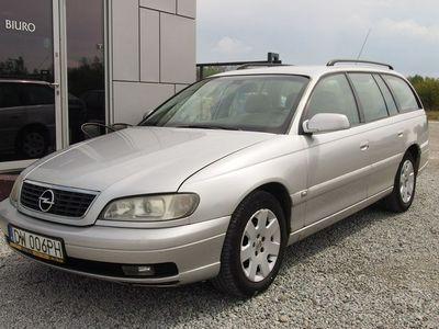 używany Opel Omega C 2.5 DTI 150KM 2002r. Klimatyzacja, Automat, skóry