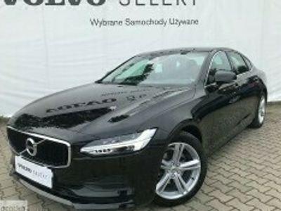 używany Volvo S90 D3 Momentum,ASO,Geartronic,Dealer,BLIS,Gwarancja,FV23%