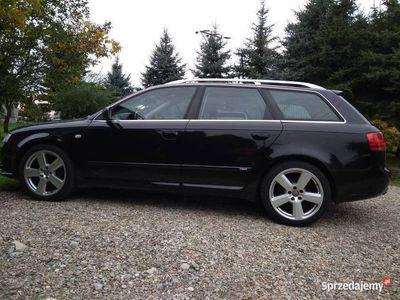 używany Audi A4 Avant S-line