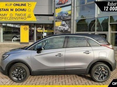 używany Opel Crossland X Edition 2020 1.2 Turbo 110KM Kamera Cofania+ Czujniki Parkowania