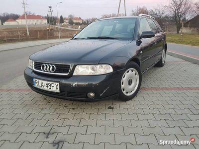 używany Audi A4 Avant Lift 2001r Bogata Opcja !