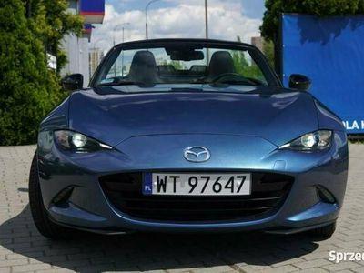 używany Mazda MX5 2dm 184KM 2019r. 22 000km
