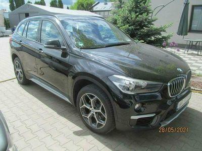 używany BMW X1 2dm 150KM 2016r. 162 684km