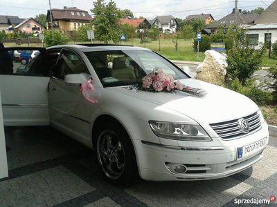 używany VW Phaeton W12 6.0 ABT jedyny taki w PL !!! GAZ !!!
