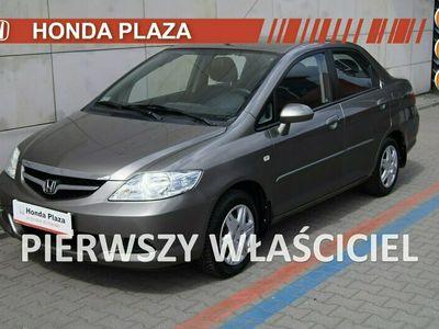 używany Honda City 1.4dm 83KM 2008r. 123 900km