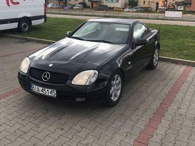 używany Mercedes SLK230 R170 Kompresor manual klima ZAMIANA