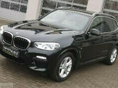 używany BMW X3 G01 xDrive m Sport