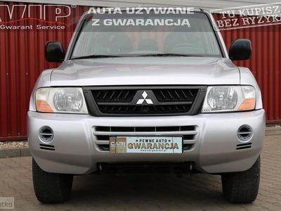 używany Mitsubishi Pajero III