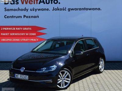 używany VW Golf VII SalonPL TSI 150KM DSG Highline Nawigacja LED DCC VAT ASO VII (2012-)