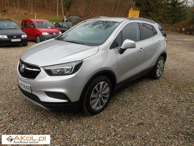 używany Opel Mokka 1.4dm 140KM 2018r. 22 000km