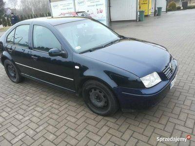 używany VW Bora 2003r 1,9TDI Sedan