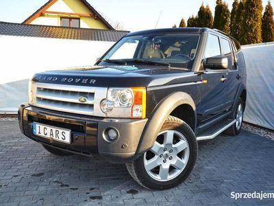 używany Land Rover Discovery 3 2.7 TDV6 HSE BOGATA OPCJA