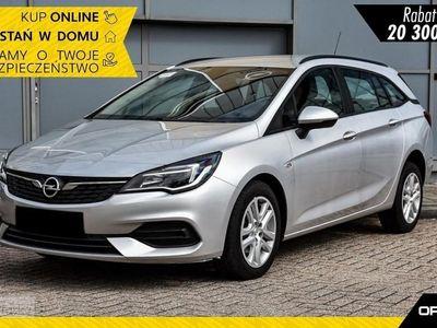 używany Opel Astra Edition 1.2 Turbo 110KM Czujnik Deszczu+ Klimatyzacja+ Tempomat +Opc