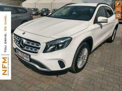używany Mercedes GLA180 1,6(122 KM). Salon PL Fv23