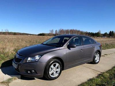 używany Chevrolet Cruze 1.8-Benzyna-Navi-Klima-Alu