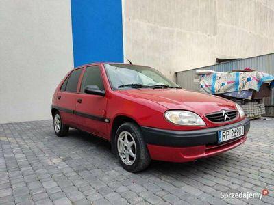 używany Citroën Saxo 1.1 benzynka. 2000r. Super stan. Zadbany
